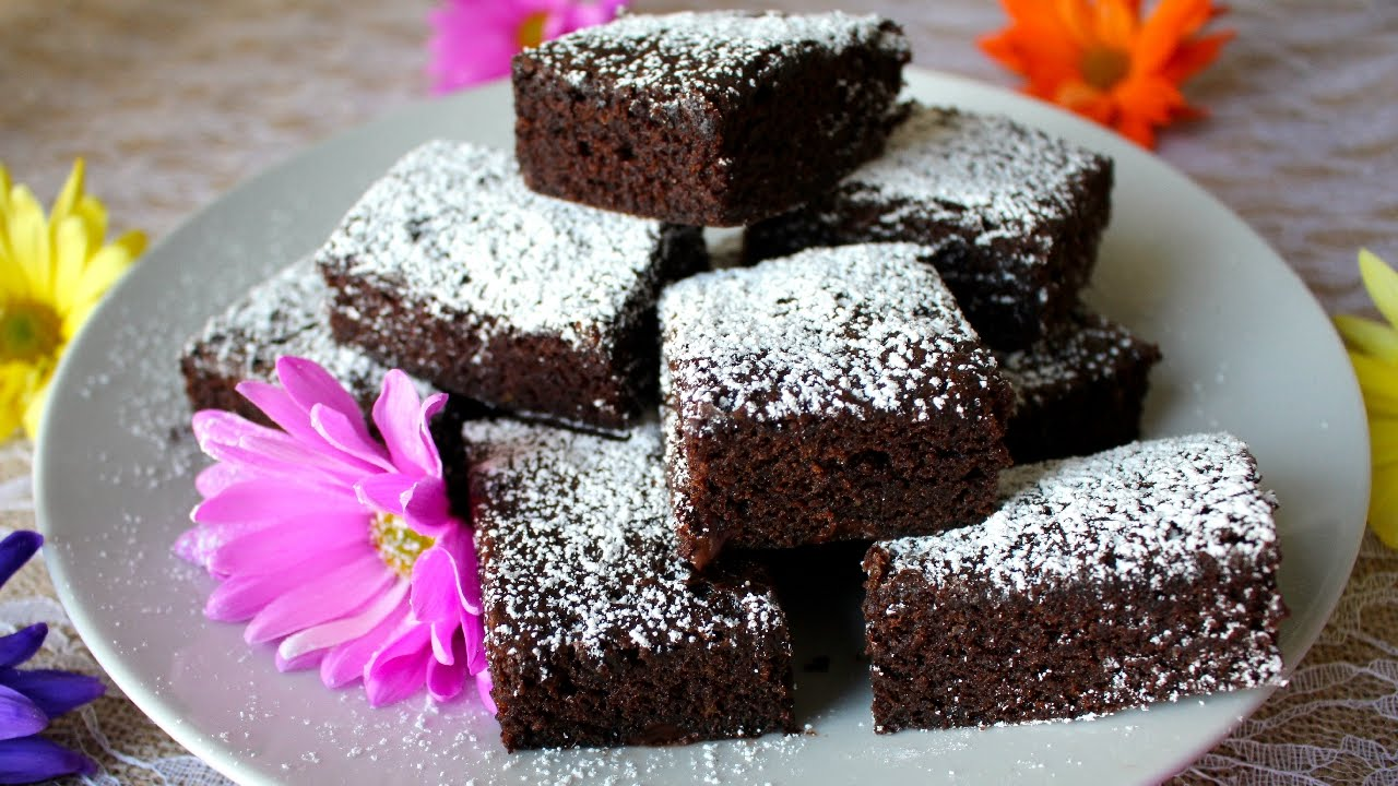 how to bake brownies Rich and fudgy brownies recipe with dense, fudgy middles and the best crinkly  tops they are way better than the box, just read the reviews.
