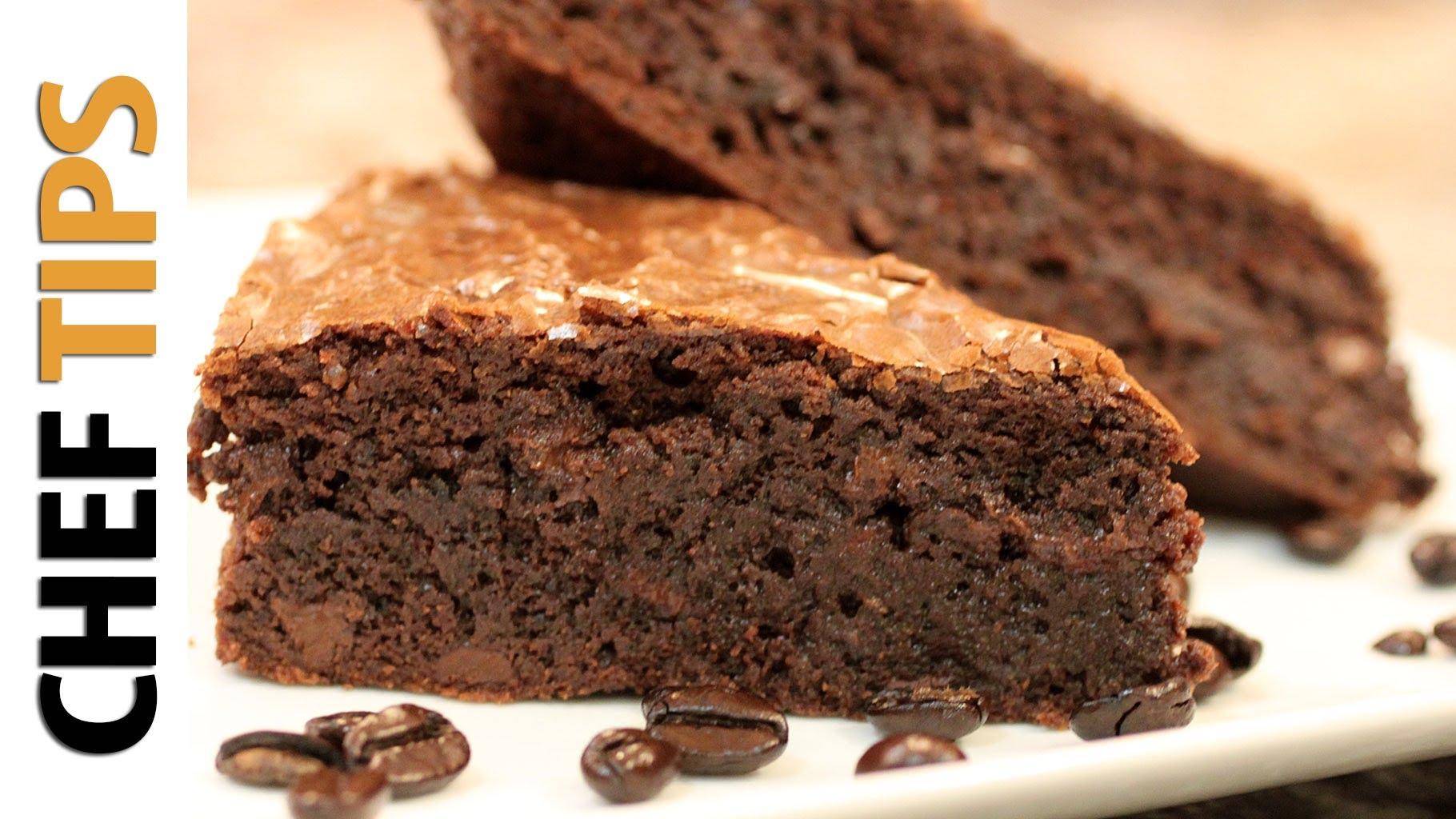 Fudgy Espresso Chocolate Brownies Best Brownie Recipe Ever