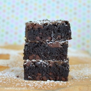 Chocolate Chip Brownies With No Cocoa Powder