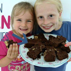 Vegan-PB-Brownies-Recipe-Vegan-Kid-TV