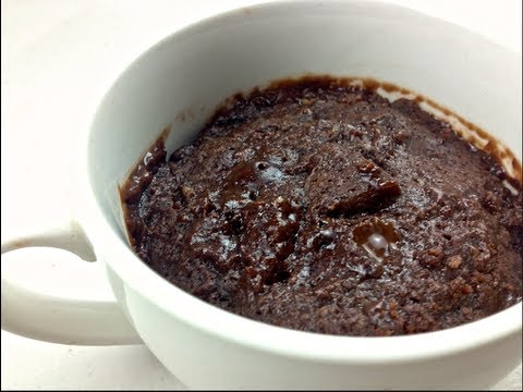 BROWNIE IN A CUP - Todd\'s Kitchen