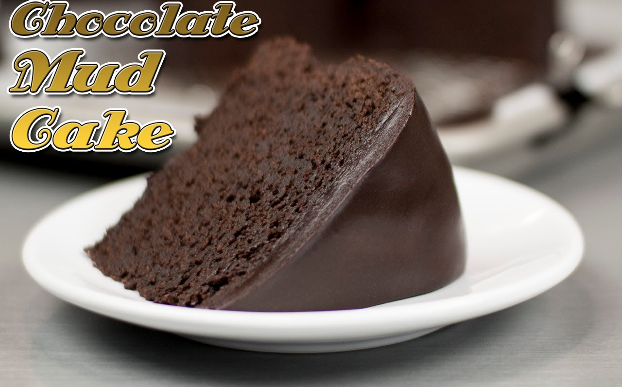 Easy Simple Moist Chocolate Cake Recipe